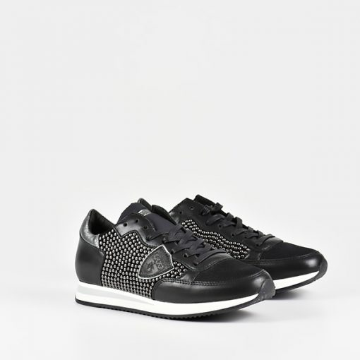 trld-ss01-philippe-model-sneakers-donna-studs-full-noir