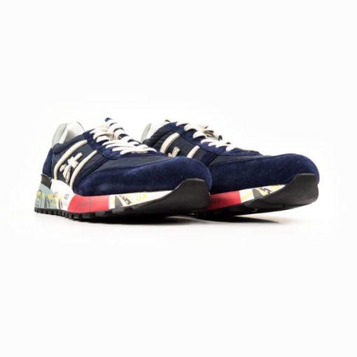lander-3756-premiata-sneakers-uomo-multicolor-blu-bandiera-italia